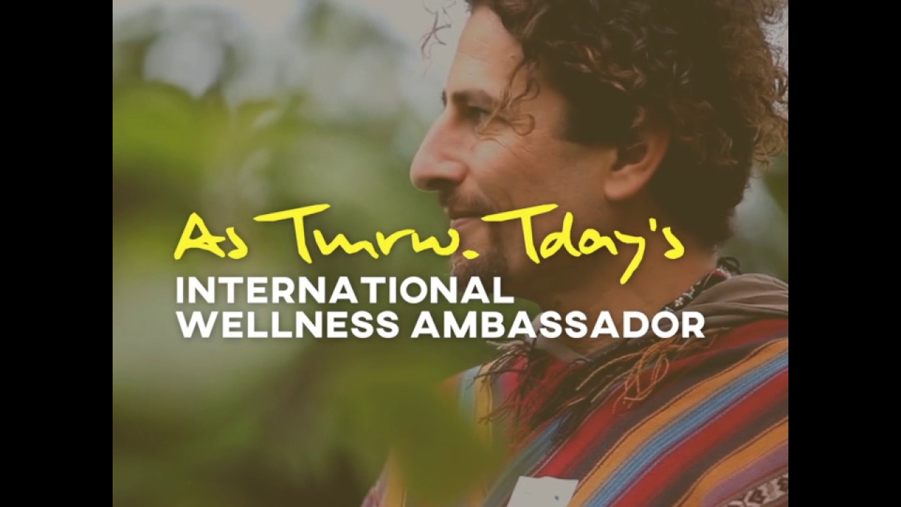 David Wolfe teams up with Tmrw.Tday Culture Fest 2017 [1/24/2017]