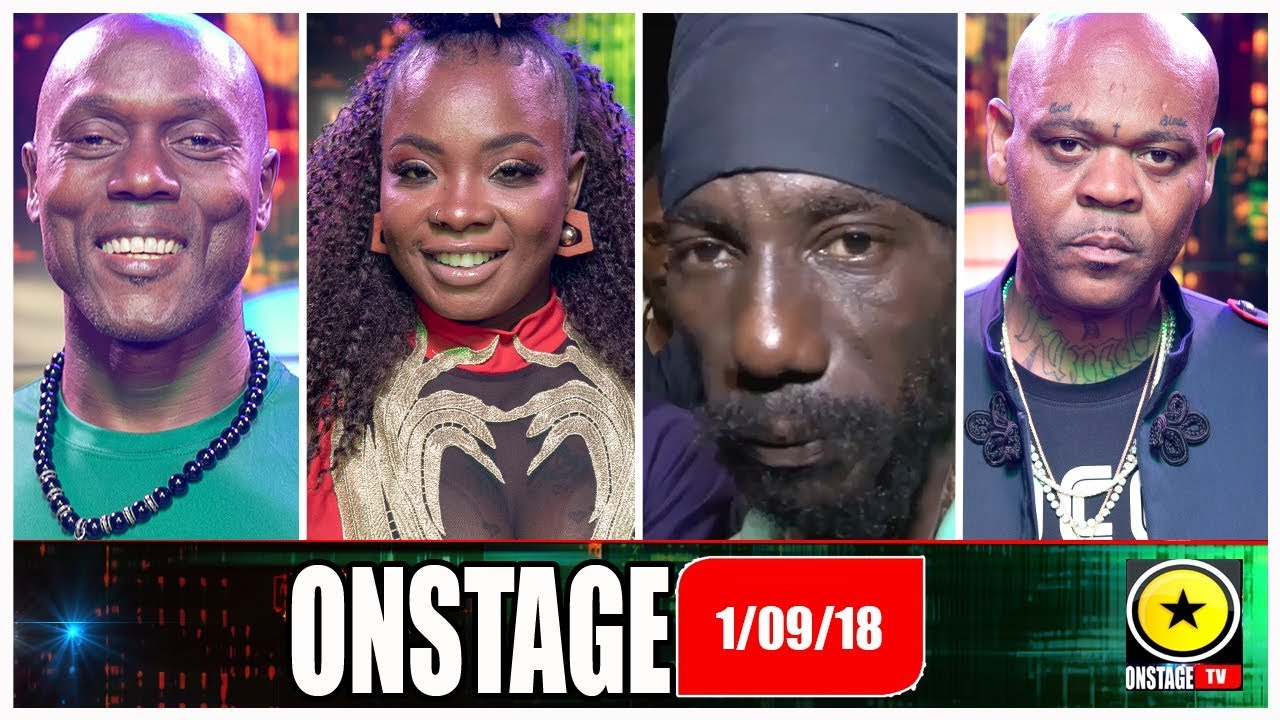 Sizzla, Fambo, Pamputtae, Kevin @ Onstage TV [9/1/2018]