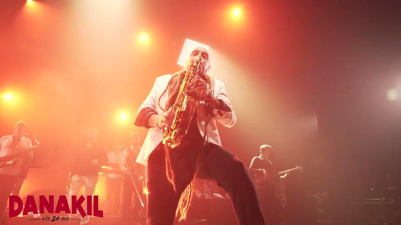 Danakil in Paris, France @ l'Olympia (Aftermovie) [9/15/2021]