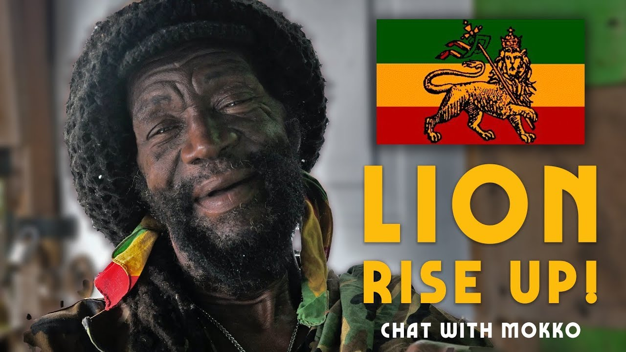 Ras Kitchen - Rasta Hair...the Lion RISE UP! [7/19/2019]