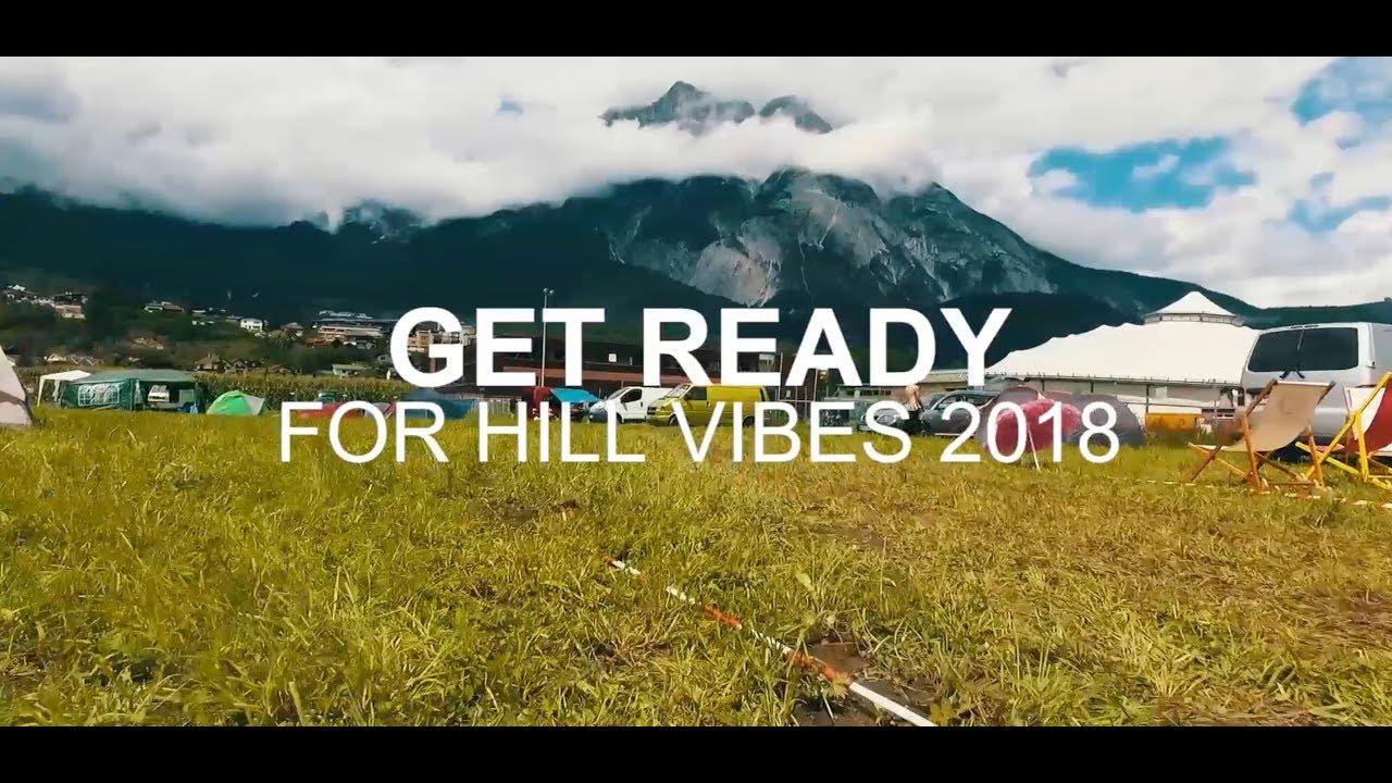 Hill Vibes Reggae Festival 2018 (Trailer) [6/14/2018]