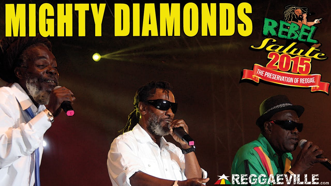 Mighty Diamonds @ Rebel Salute 2015 [1/17/2015]