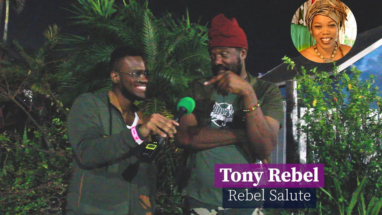 Dutty Berry meets Tony Rebel @Rebel Salute 2020 [1/17/2020]