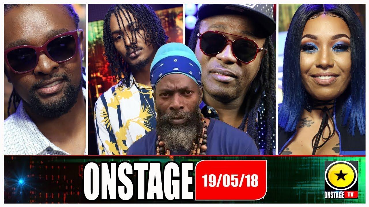 Capleton, Chin , Flourgon, Deep Jahi, Delly Ranks @ Onstage TV [5/19/2018]