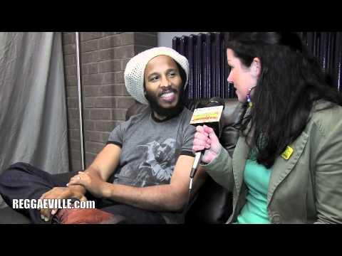 Interview: Ziggy Marley @SummerJam [7/3/2011]