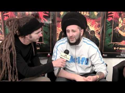 Interview: Alborosie @Uppsala Reggae Festival [8/7/2010]