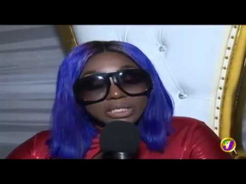 Spice - Captured Mixtape Launch Party Report (TVJ) [11/8/2018]