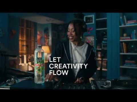 Let Creativity Flow | LIFEWTR. (Commercial) [3/23/2020]