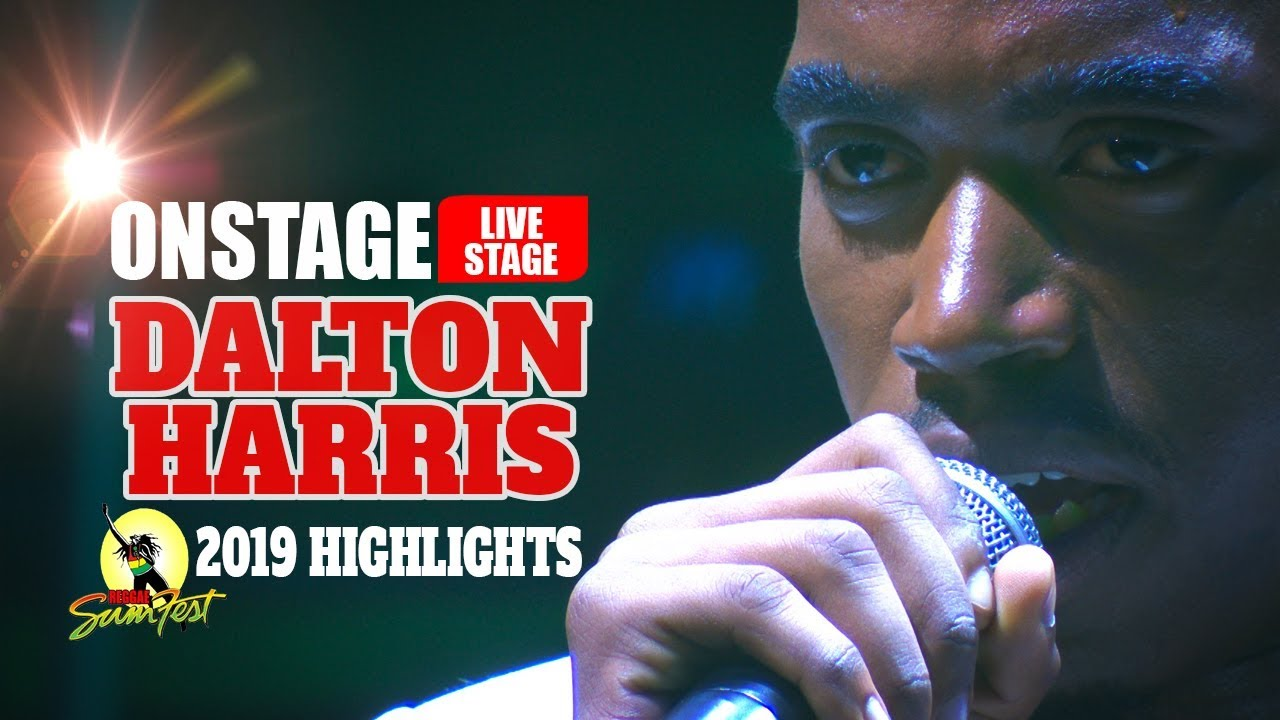 Dalton Harris Bares His Soul On Sumfest Stage (OnStage TV) [7/19/2019]