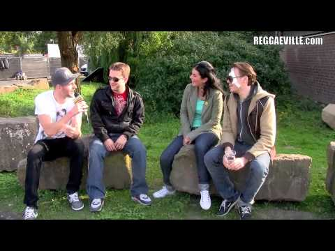 The Day After Interview: Sentinel @ SummerJam 2011 [7/3/2011]