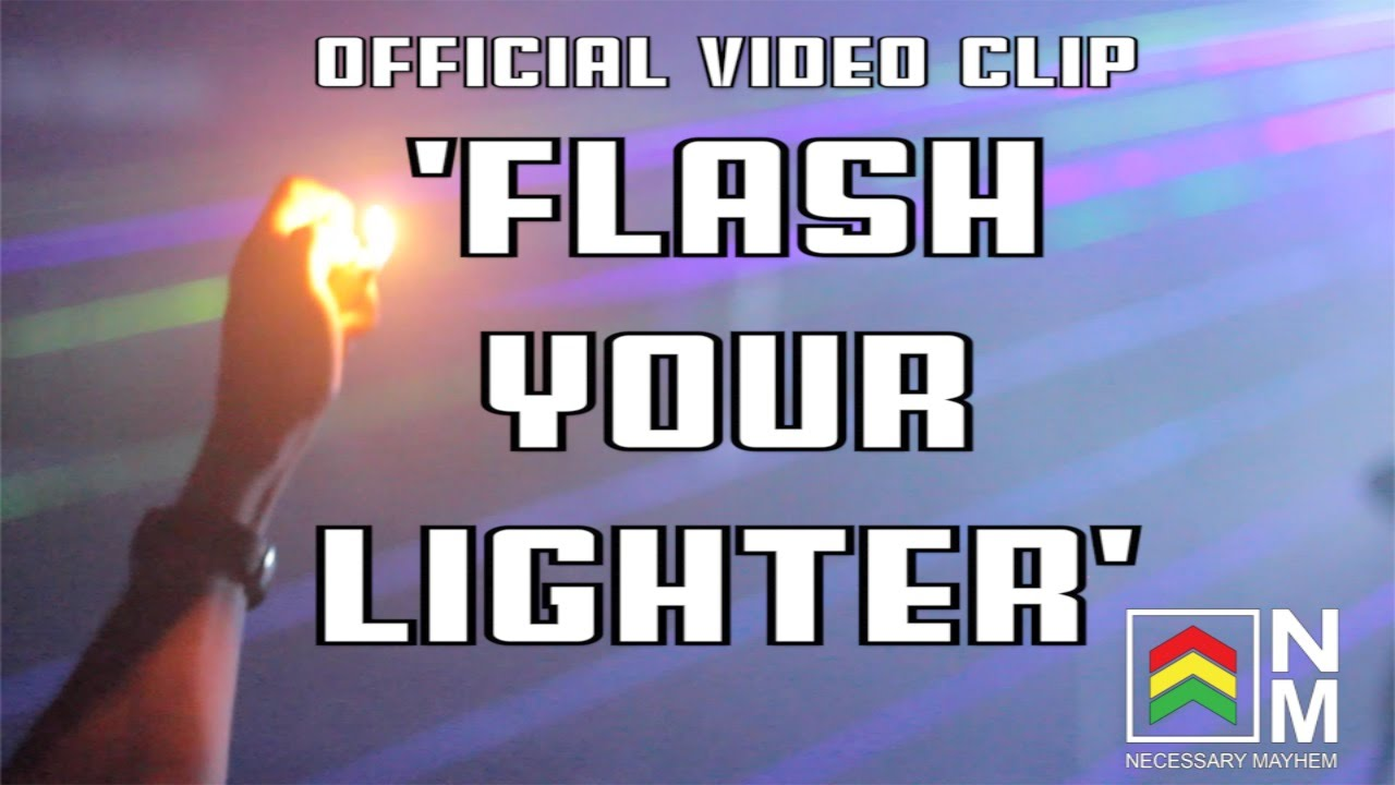 Killa Mosquito feat. Red Rat & Lazarus - Flash Your Lighter [9/16/2016]
