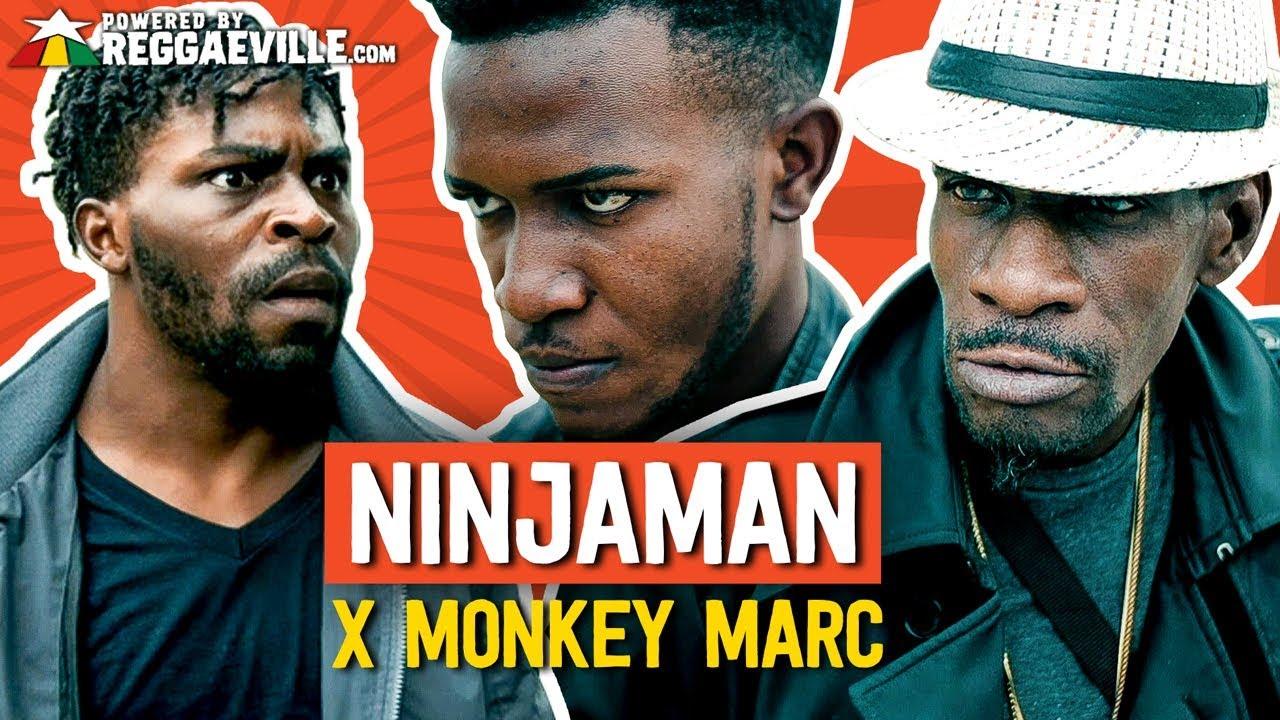 Ninjaman X Monkey Marc - Badness [7/20/2019]