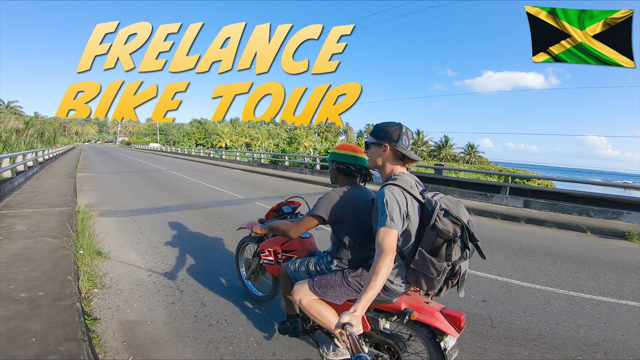 Backpacking Simon - Motorbike tour with Chucky [9/15/2020]