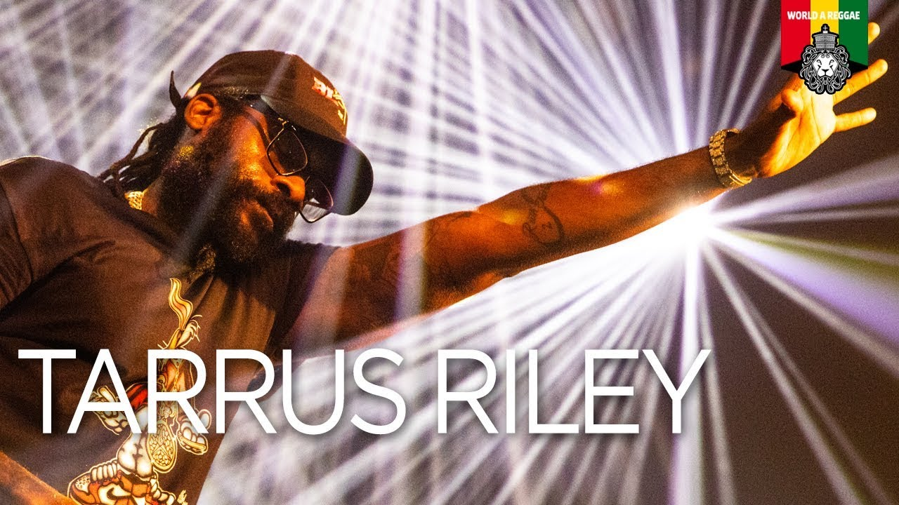 Tarrus Riley in Amsterdam, Netherlands @ Melkweg [7/11/2018]