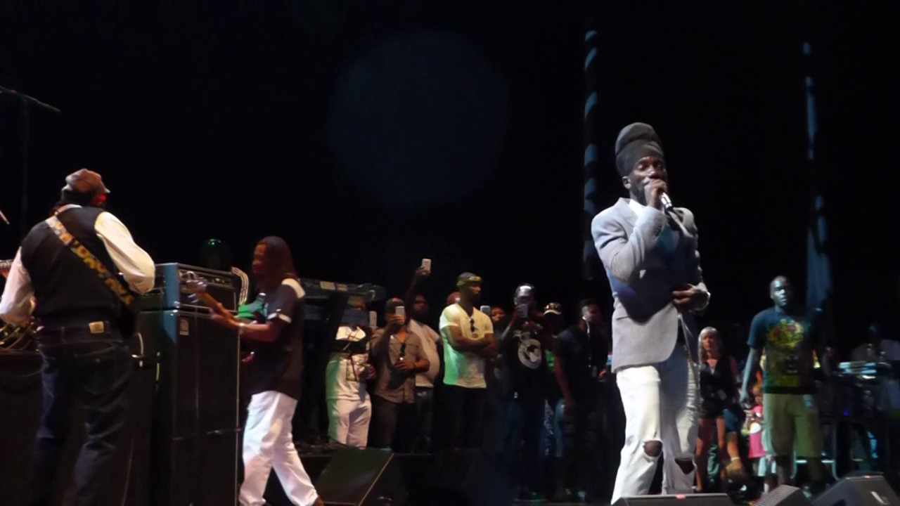 Sizzla - Mash Dem Down | Simplicity @ Reggae In The Park 2017 [7/16/2017]