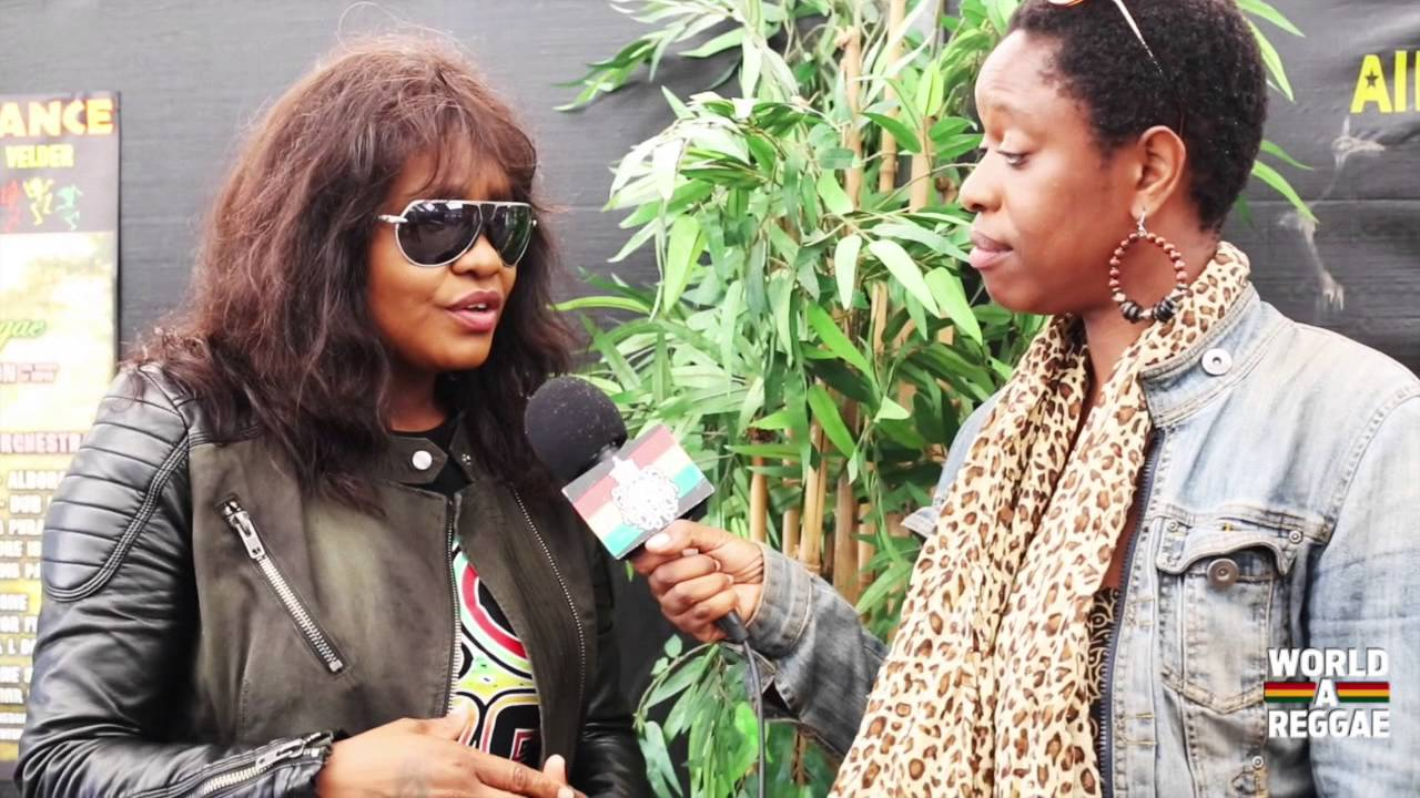 Interview with Tanya Stephens @ Reggae Sundance 2014 [8/10/2014]