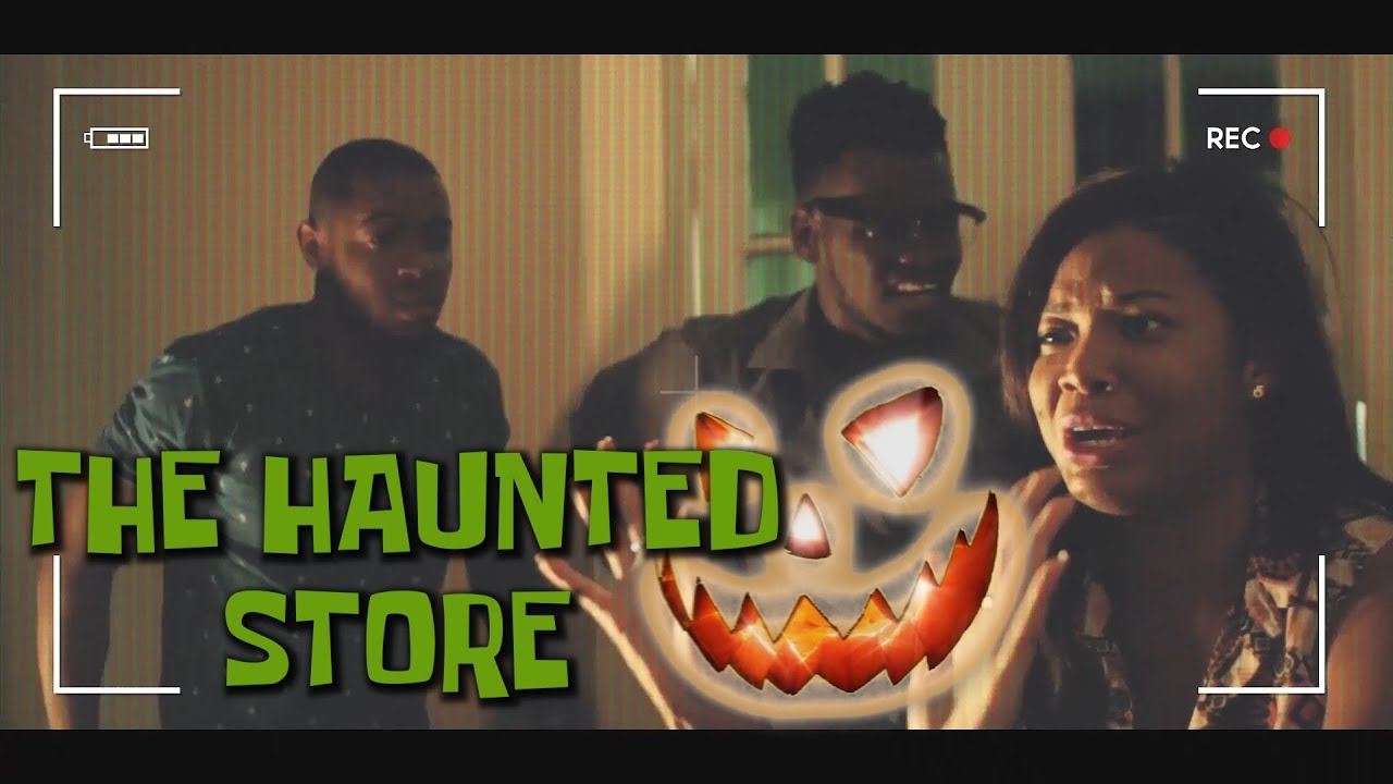 Jamaican Halloween Gone Wrong - The Haunted Store (Dutty Berry Skit) [11/1/2019]