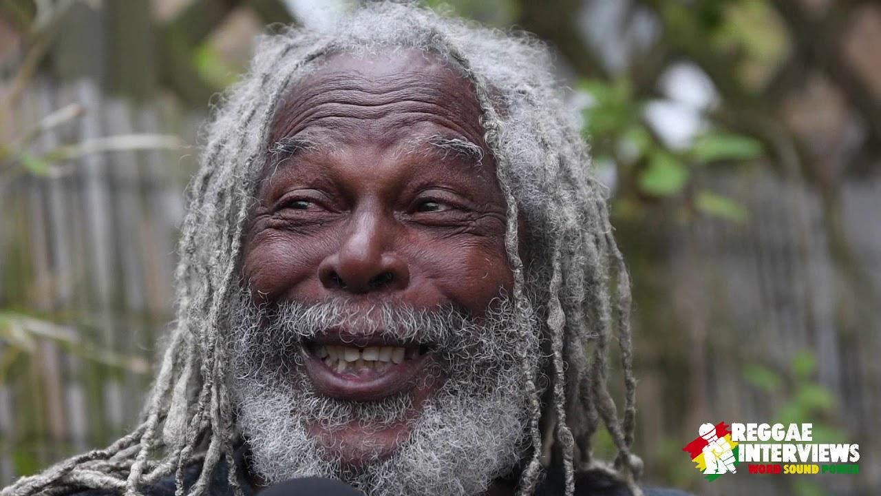 Bob Andy in London @ Reggae Interviews [4/1/2019]