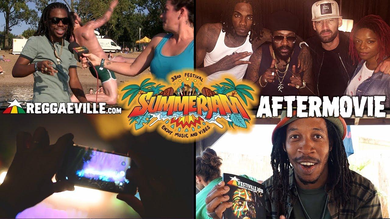 SummerJam Festival Vibes 2018 (Reggaeville Aftermovie) [7/16/2018]