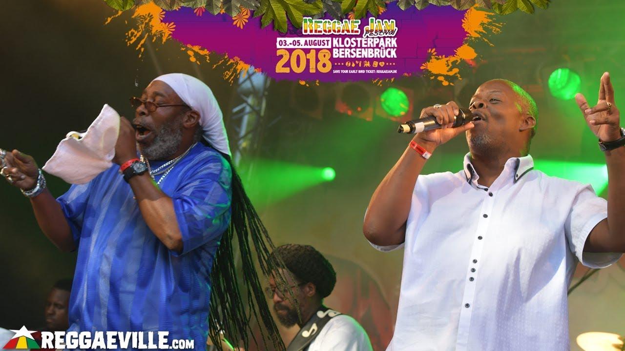 Horseman & Tippa Irie @ Reggae Jam 2018 [8/5/2018]