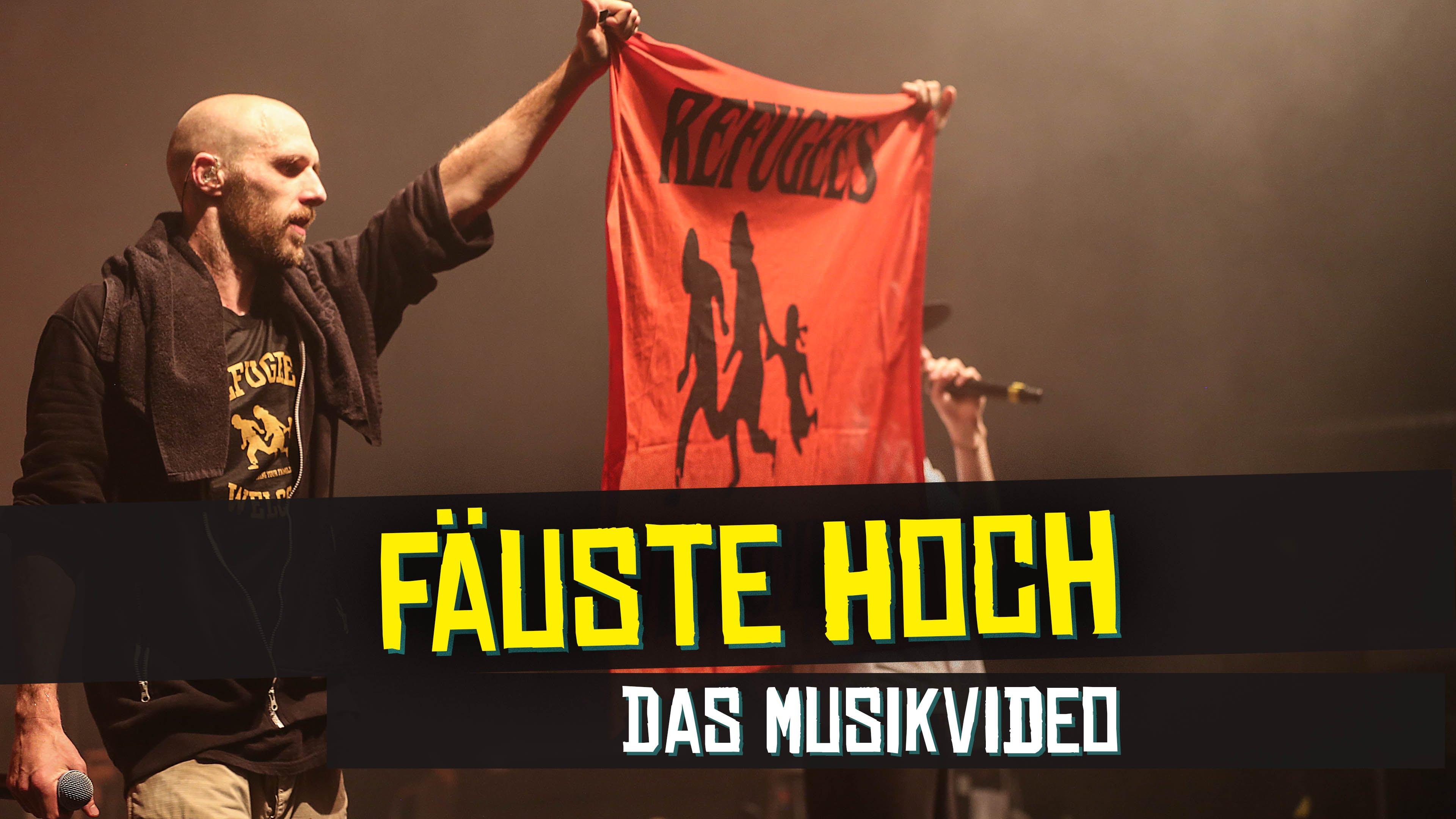 Irie Revoltes - Fäuste Hoch [11/5/2015]