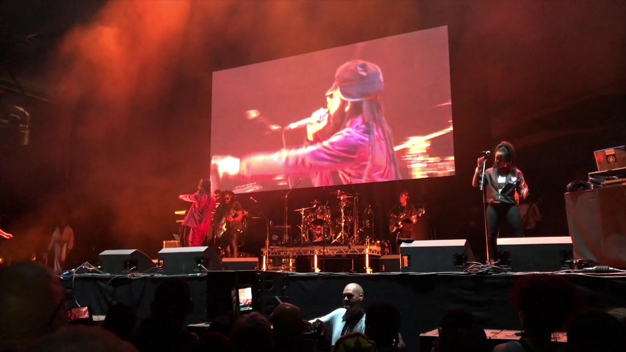 Protoje feat. Sevana - Sudden Flight in London, UK @ Alexandra Palace [11/11/2018]
