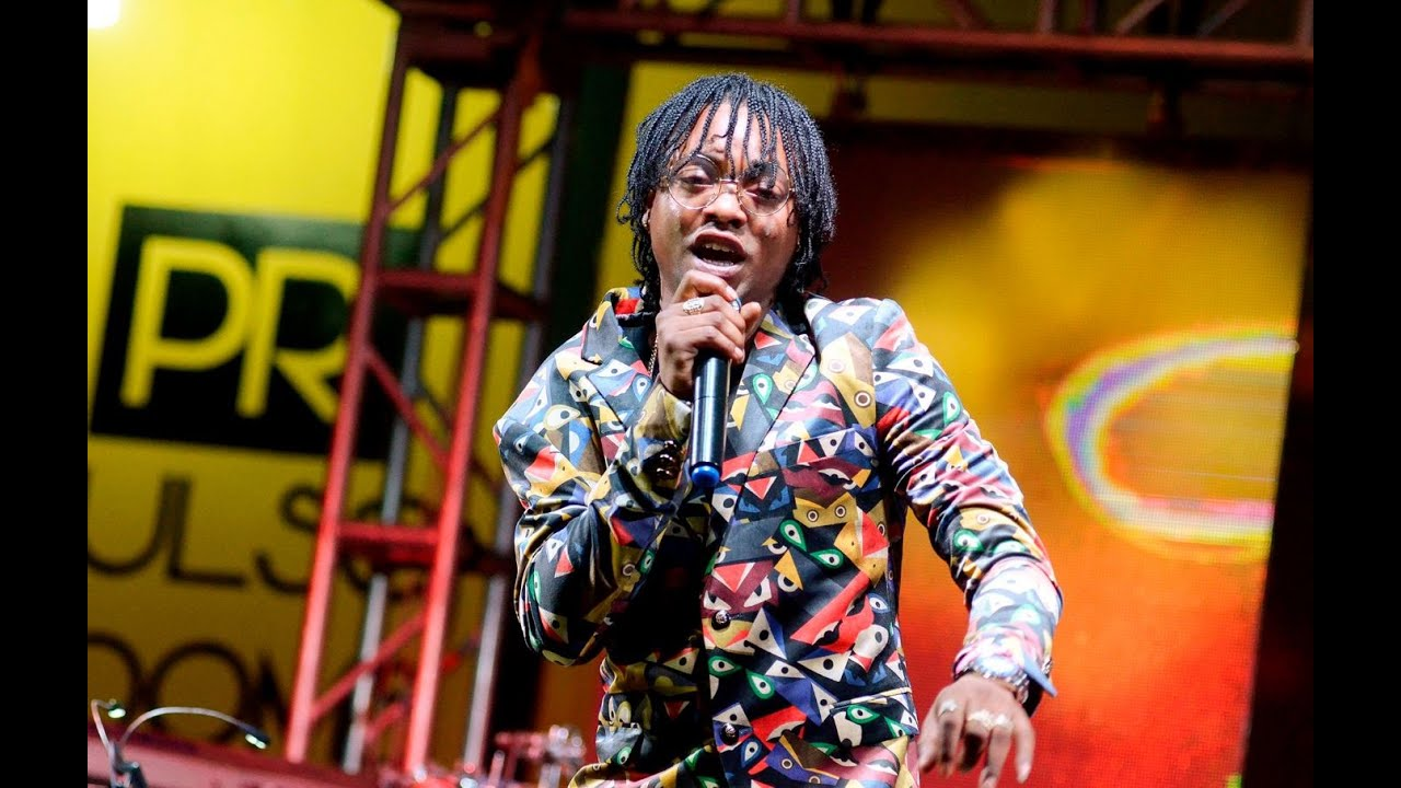 Rygin King Shot (Jamaica Gleaner) [6/29/2020]