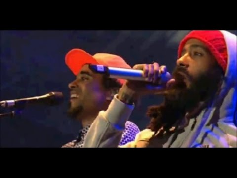 Patrice & Protoje - Kingston Be Wise REMIX @ SummerJam [7/7/2013]