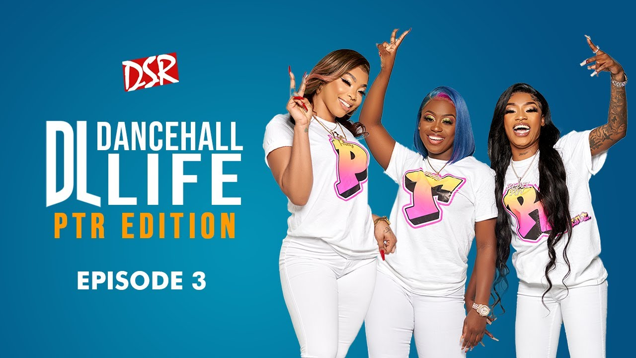 Dancehall Life - Brushing Off Negativity (Episode 3) [4/26/2021]
