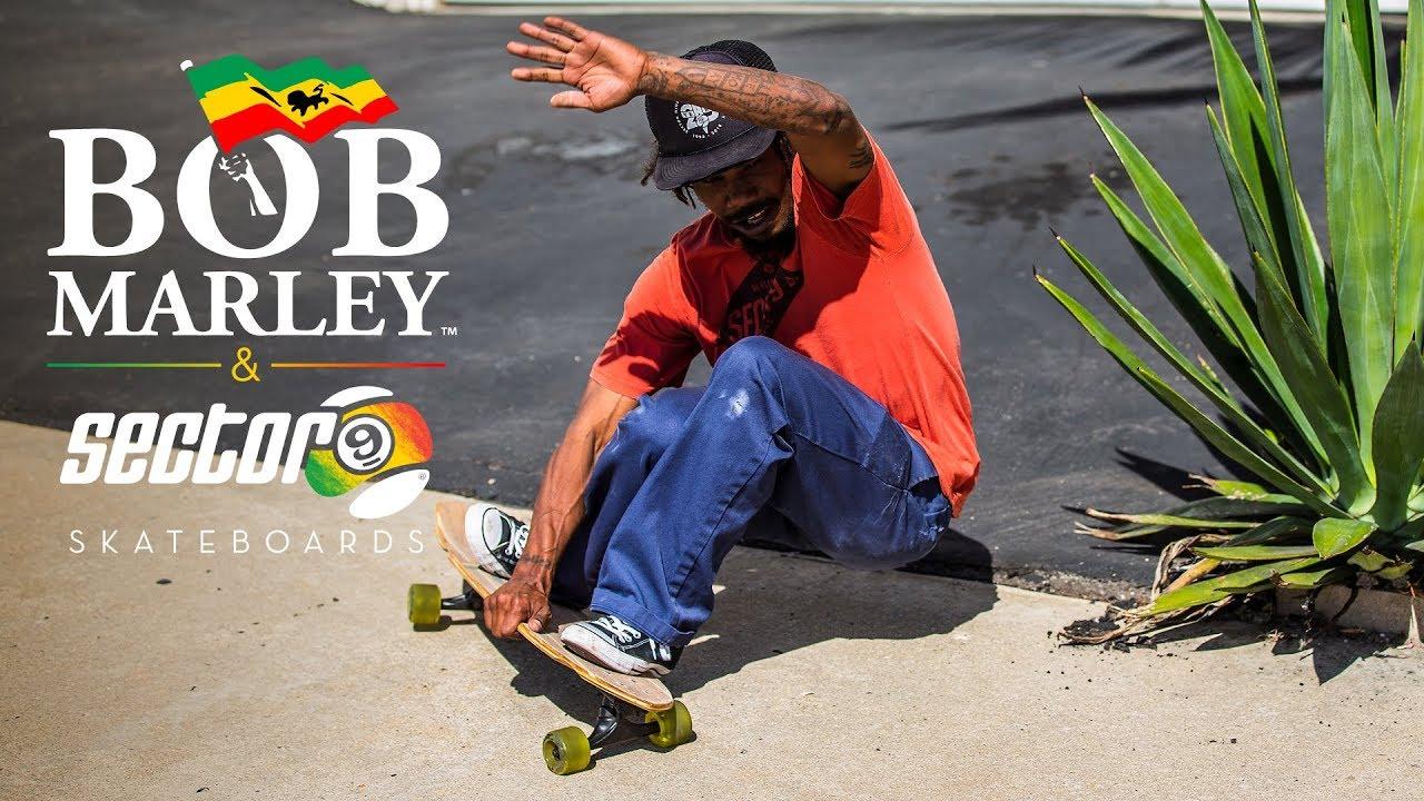 Bob Marley & Sector 9 Collaboration 2018 [8/23/2018]
