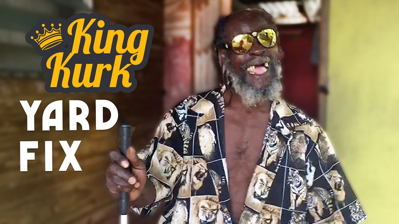 Ras Kitchen - King Kurk Yard Fix Up! [5/28/2021]