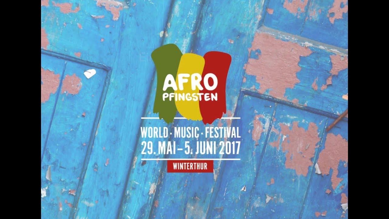 Afro-Pfingsten 2017 - Aftermovie [6/13/2017]