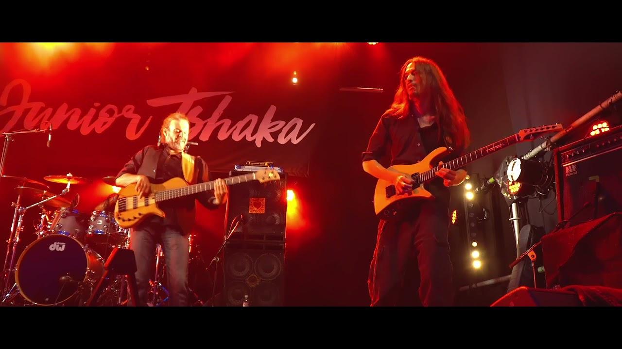 Junior Tshaka - Le Tourbillon in Neuchâtel, France [8/5/2021]