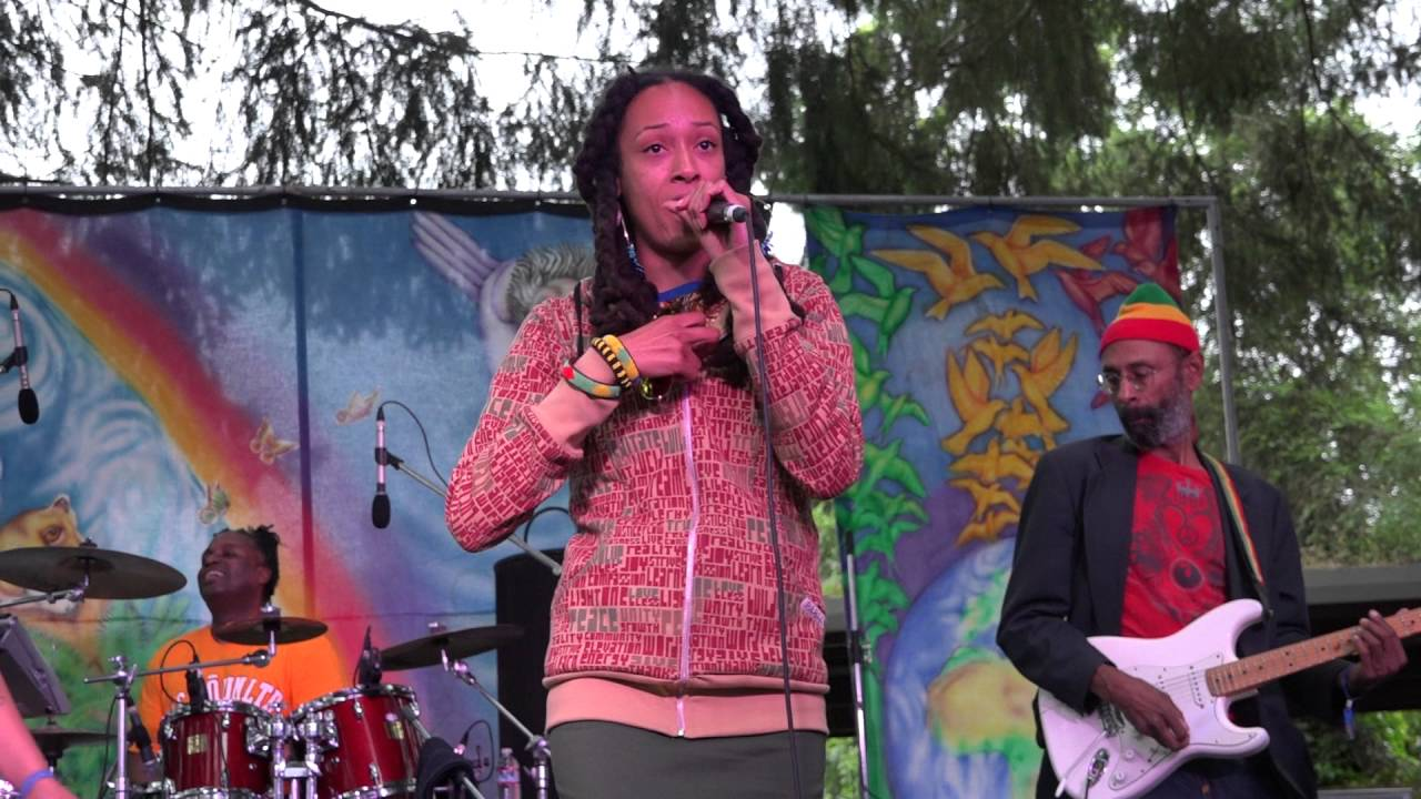 Tuff Like Iron & Rebel Lion Band @ Sierra Nevada World Music Festival 2016 [7/17/2016]