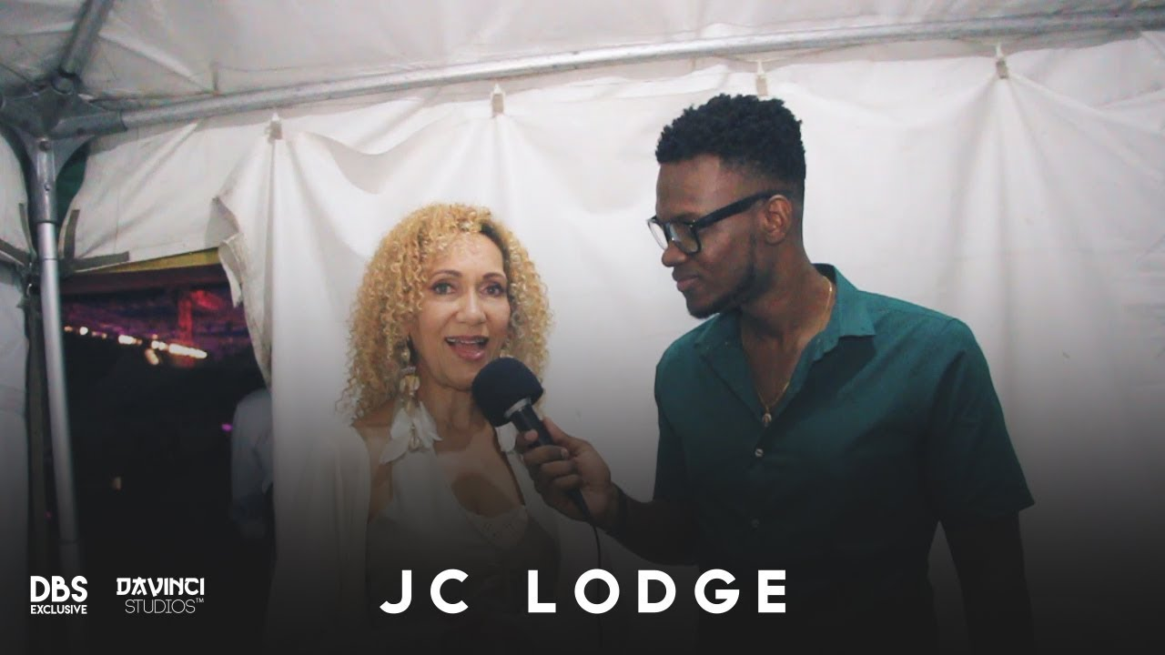 Interview with JC Lodge @ Rebel Salute 2018 (Dutty Berry) [1/13/2018]