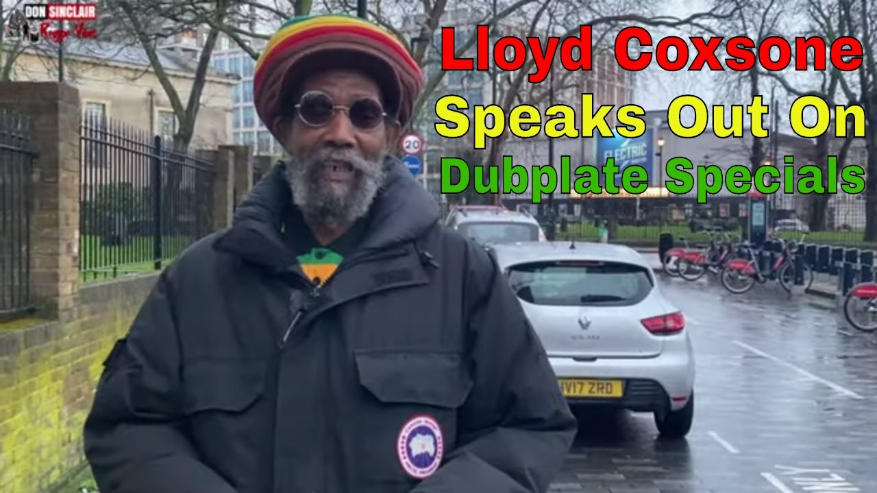 Sir Lloyd Coxsone Speaks Out On Dubplate Specials [2/12/2020]