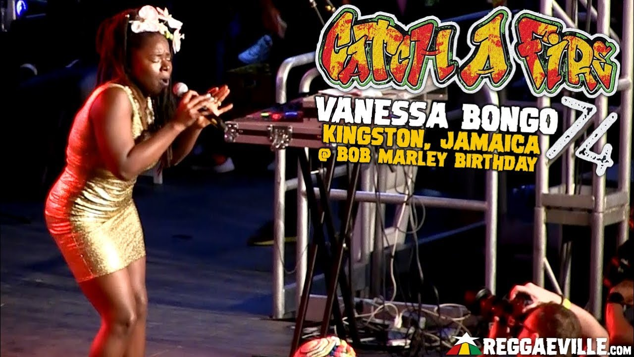 Vanessa Bongo @ Bob Marley's Birthday Celebration 2019 [2/8/2019]