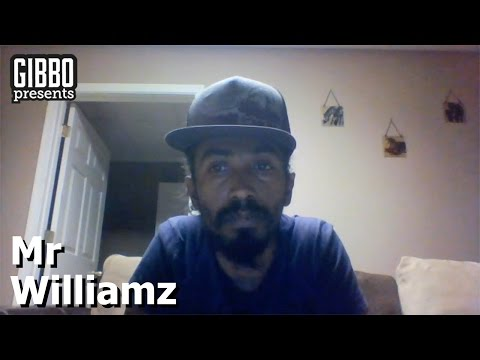 Interview with Mr. Williamz @ Gibbo Presents [10/5/2016]