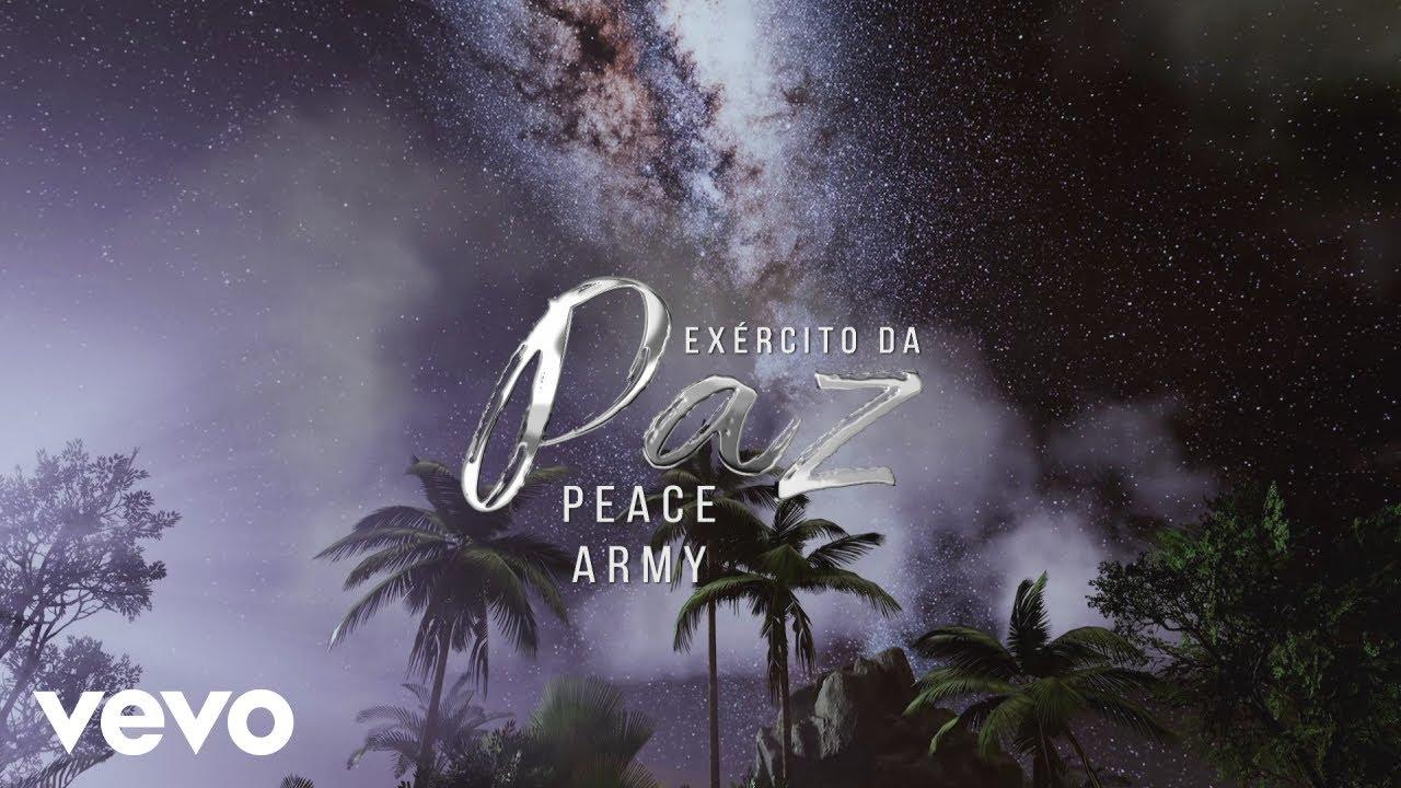 Natiruts & Jacob Hemphill - Exército da Paz (Peace Army) [Lyric Video] [1/14/2020]