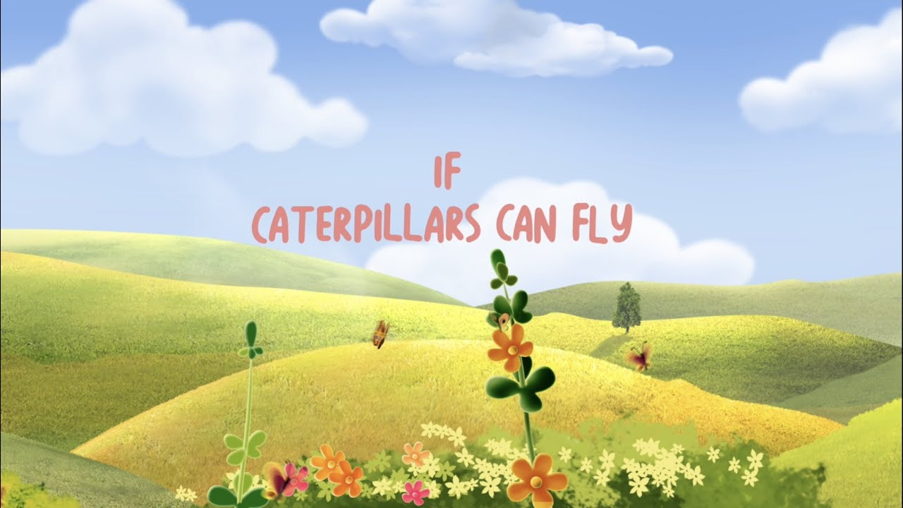 Agent Sasco feat. The LC Show - Caterpillars Can Fly (Lyric Video) [5/21/2021]