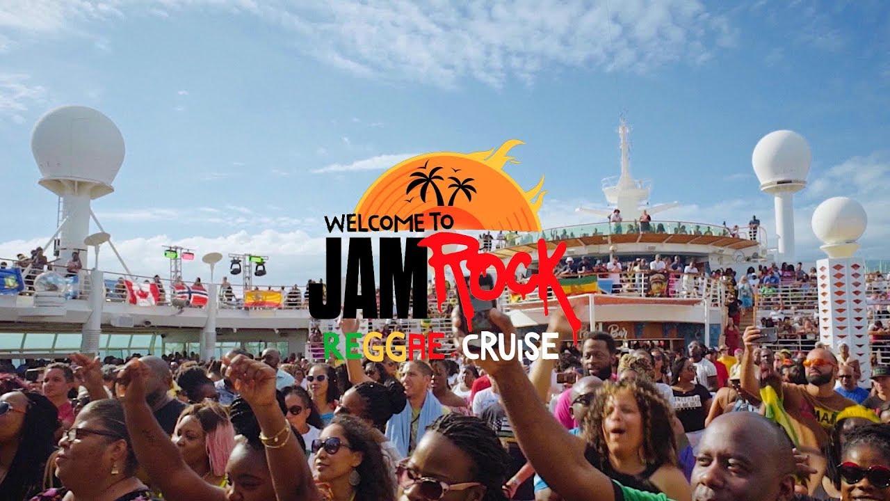Welcome to Jamrock Reggae Cruise 2018 - Aftermovie [12/13/2018]