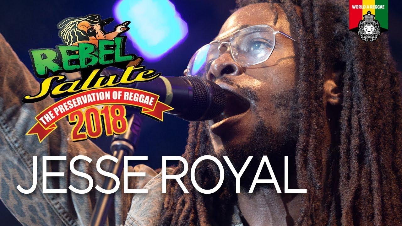 Jesse Royal @ Rebel Salute 2018 [1/13/2018]