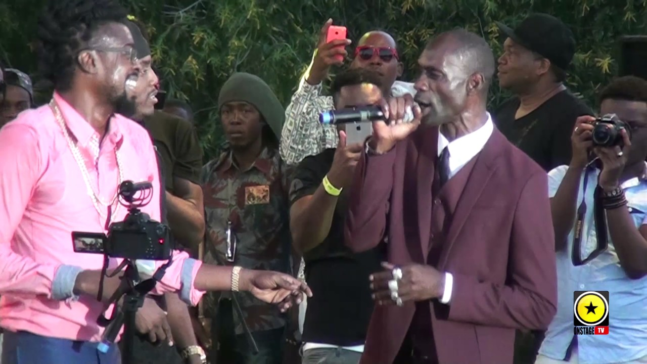 Sizzla, Bounty Killer, Beenie Man, Kiprich, Anthony B & More - GT Christmas Extravaganza Moments [12/25/2016]