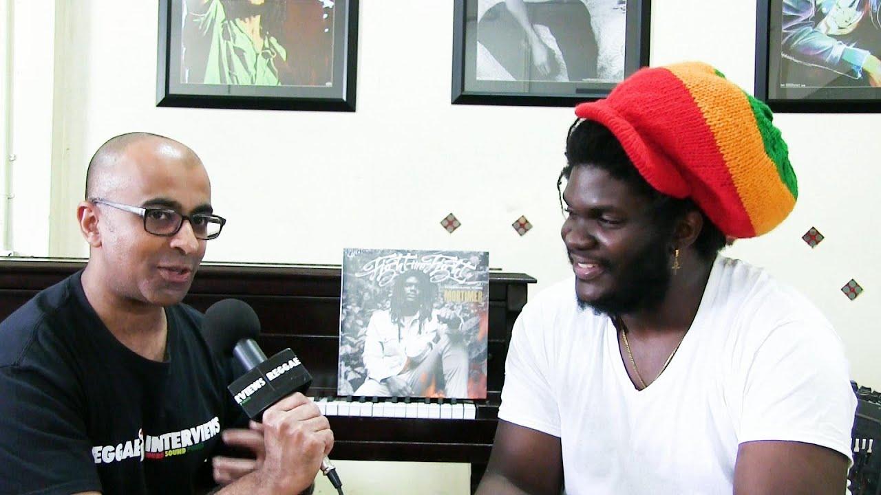 Reggae Interviews: Mortimer - Fight The Fight [3/25/2020]