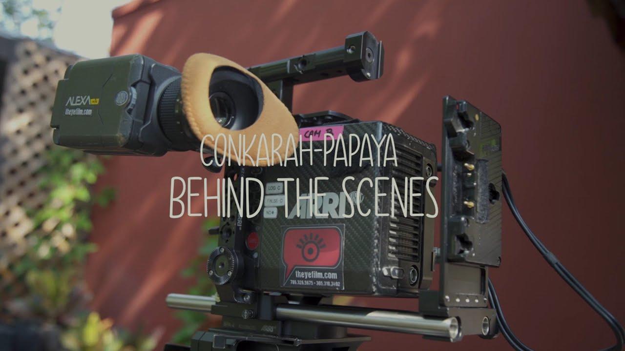 Conkarah - Papaya (Behind The Scenes) [6/4/2021]