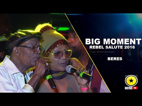 Beres Hammond with Marcia Griffiths @ Rebel Salute 2016 [1/16/2016]