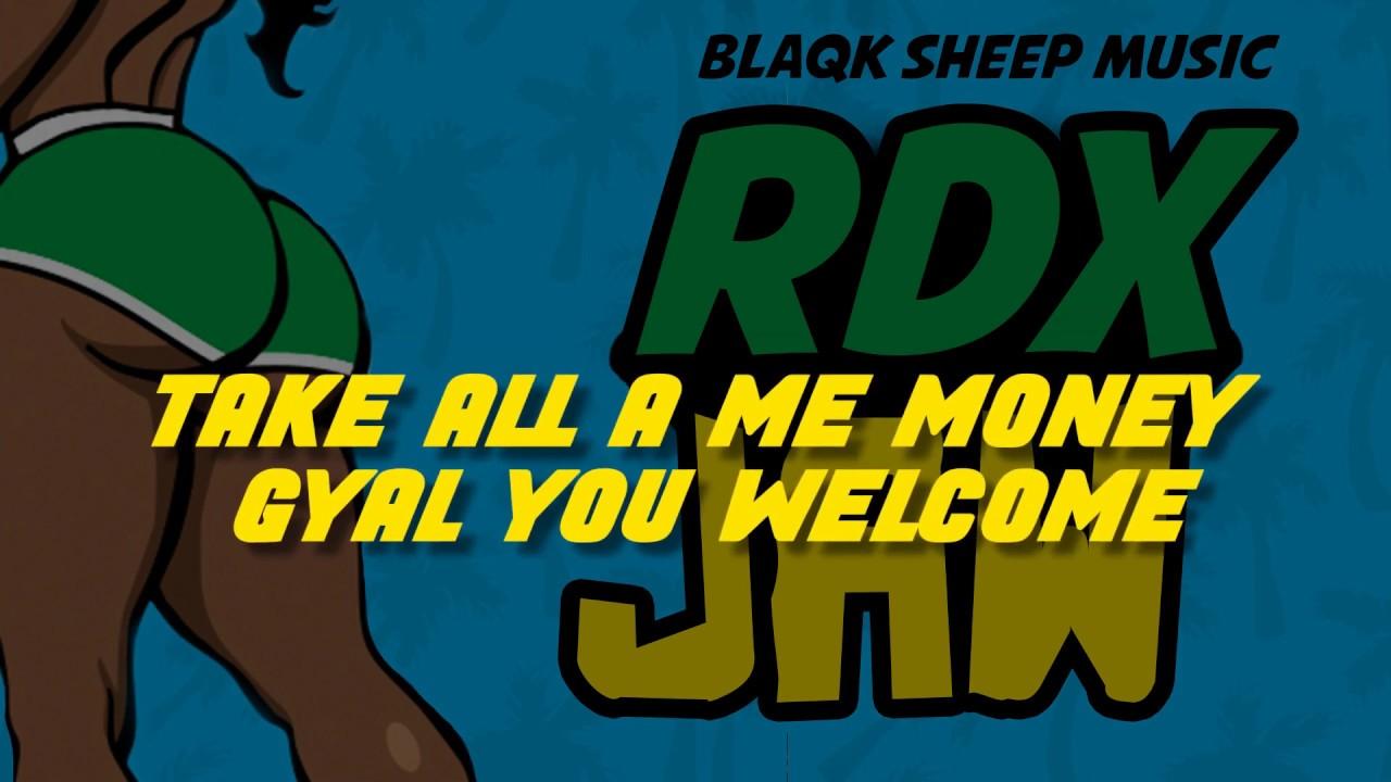 RDX - Jaw (Lyric Video) [10/16/2019]