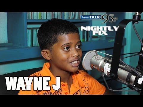 Interview with Wayne J @ Nightly fix [10/11/2014]
