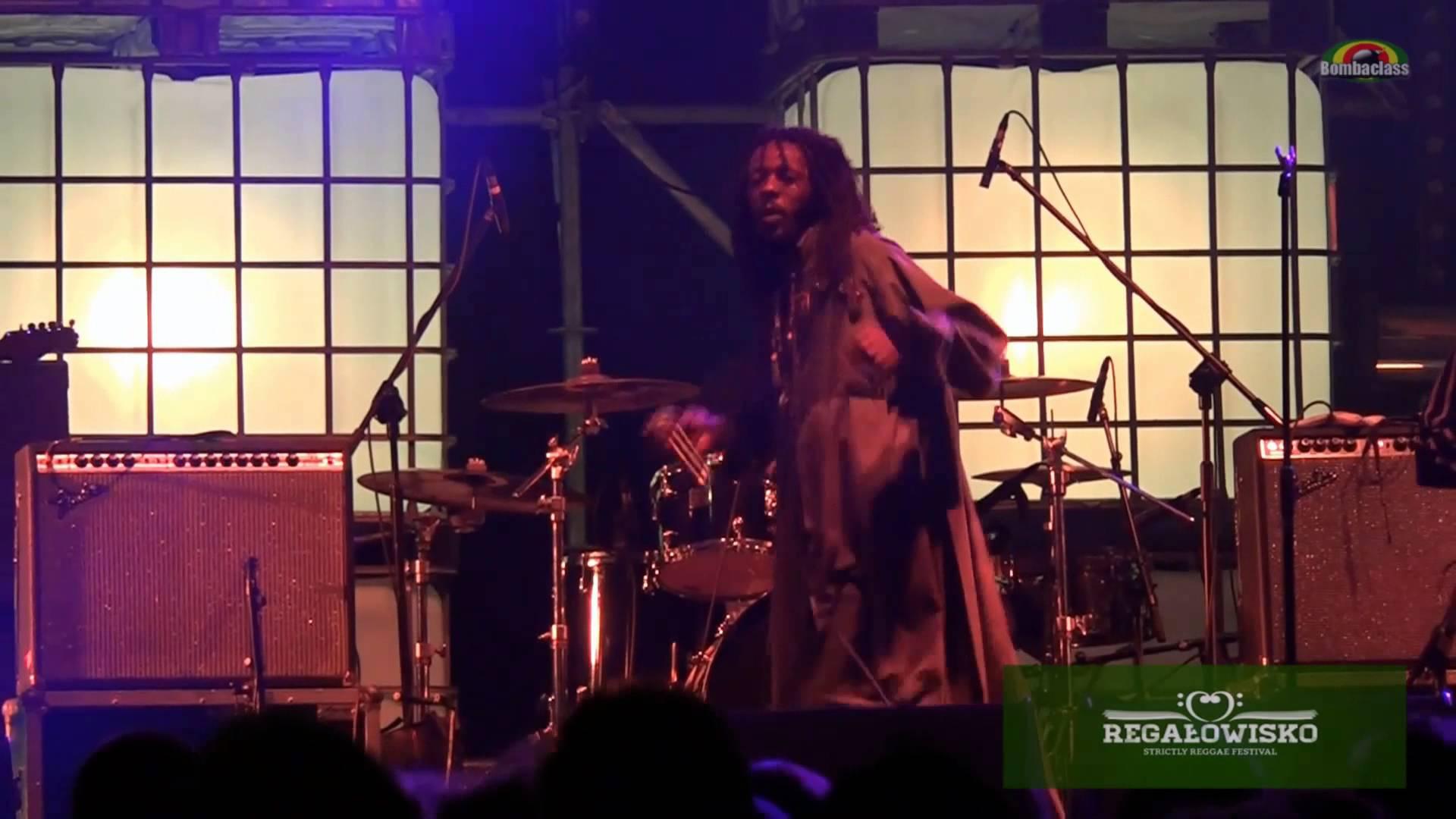 The Gladiators feat. Droop Lion - Hello Carol @ Regałowisko Bielawa Reggae Festival 2014 [8/23/2014]