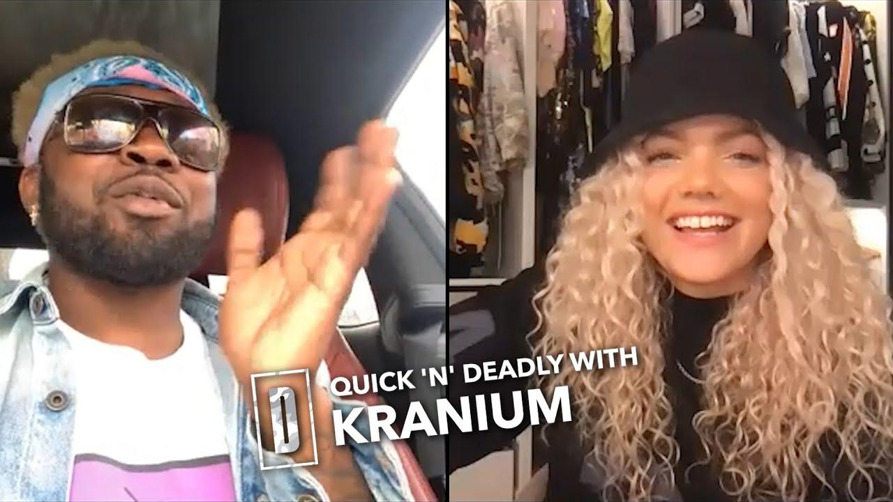 Kranium Interview @ Quick 'n' DEADLY [9/6/2021]